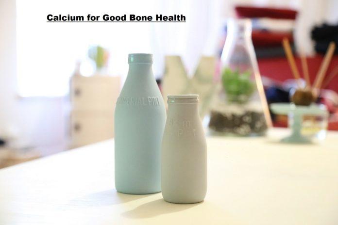 Calcium for Good Bone Health