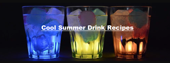 Cool Summer Drink Recipes