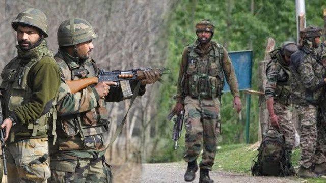 भारत की सेनाएं
